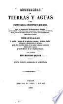 Ordenanzas de tierras y aguas