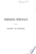 Ordenanzas municipales de la ciudad de Burgos