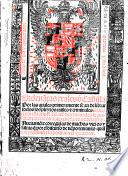 Ordenāças reales d'Castilla por las quales primeramente se an de librar todos los pleytos ciuiles  criminales. E los q̄ porellas no se fallarē determinados se an d'librar por las otras leyes  fueros  derechos. Nueuamēte corregidas, etc. G.L.