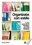 Organízate con estilo