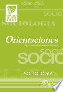 Orientaciones en Sociologia UBA XXI
