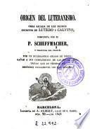 Origen del luteranismo