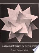 Origen poliedrico de las especies