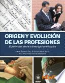 Origen y evolución de las profesiones.