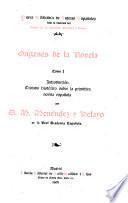 Orígenes de la novela: Introducción; tratado histórico sobre la primitiva novela española