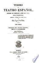 Origines Del Teatro Español, Por D. L. F. De Moratin. Piezas Dramaticas Anteriores Á Lope De Vega