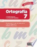 Ortografía 7