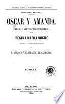Oscar y Amanda