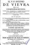 Otros quinze sermones del Rosario : varios sermones de assumptos especiales : la palabra de Dios empenada, desempenada, y defendida: la historia de lo futuro ...