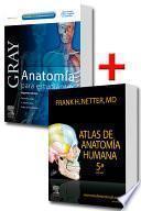 Pack Anatomía: Drake + Netter (versión ebook)