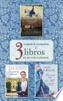PACK LO MEJOR DE LA REGENCIA (3 libros en un solo volumen)