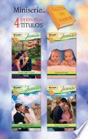 Pack Miniserie Recetas de amor 1