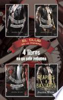 PACK REAPERS MC: El club es lo primero
