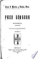 Paco Góngora