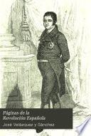 Páginas de la Revolución Española