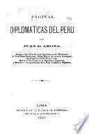 Páginas diplomáticas del Perú