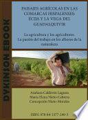 Paisajes agrícolas en las comarcas hispalenses: Écija y la Vega del Guadalquivir. La agricultura y los agricultores. La pasión del trabajo en los albores de la naturaleza