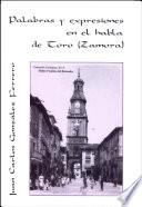 Palabras y expresiones en el habla de Toro (Zamora)