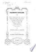 Paleografía castellana ó sea coleccion de documentos auténticos para comprender