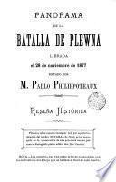 Panorama de la batalla de Plewna