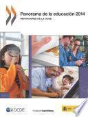 Panorama de la educación 2014: Indicadores de la OCDE