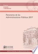 Panorama de las Administraciones Públicas 2017