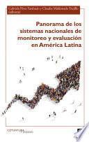 Panorama de los sistemas nacionales de monitoreo y evaluación en América Latina