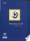 Panorama Social de América Latina 2005