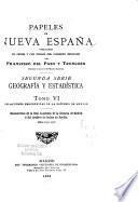 Papeles de Nueva España