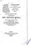 Papeles ineditos y obras selecias del doctor Mora