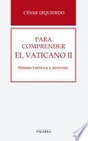 Para comprender el Vaticano II