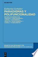 Paradigmas y polifuncionalidad
