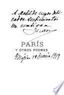 París y otros poemas