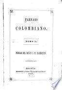 Parnaso colombiano: Marroquín, J.M. Poesías