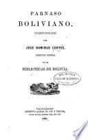 Parnasso boliviano