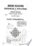 Parte fundamental (1885. 468 p.)
