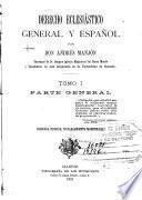 Parte general