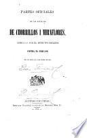Partes oficiales de las batallas de Chorrillos i Miraflores