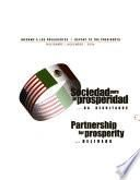 Partnership for Prosperity--delivers