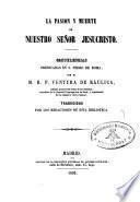 Pasión y muerte de N.S. Jesucristo