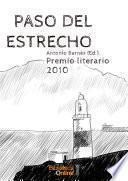 Paso del Estrecho. Premio Literario 2010