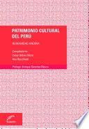 Patrimonio cultural del Perú