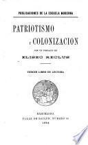 Patriotismo y colonización