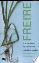 Paulo Freire y la formación de educadores