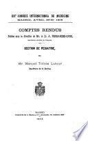 Pédiatrie, par M. Tolosa Latour