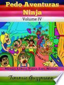 Pedo Aventuras Ninja: Ninja libro para los niños