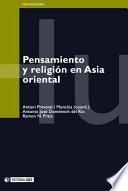 Pensamiento y religión en Asia Oriental