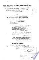 Pensamientos, maximas, sentencias, etc. de escritores, oradores y hombres de estado de la Republica Argentina
