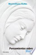 Pensamientos sobre María
