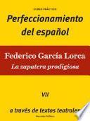 Perfeccionamiento del español: García Lorca